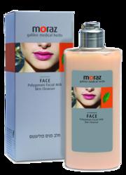 Молочко очищающее для кожи лица Moraz Face Milk