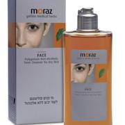 Натуральный тоник для сухой кожи лица Moraz Face Cleanser